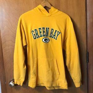 Green Bay Packers Sweatshirt with hoodie